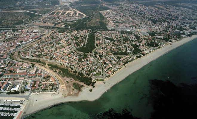 Pino Alto Estate Redistribution and urban planning project Surface area:  750,000 m² Location: Mont-roig del Camp – Tarragona