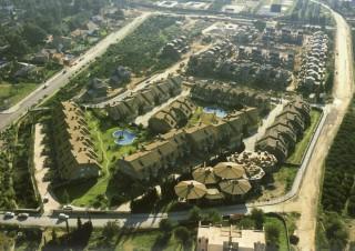 Campo Olivar Partial Plan