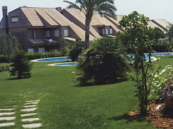 Campo Olivar Centre Residential Estate