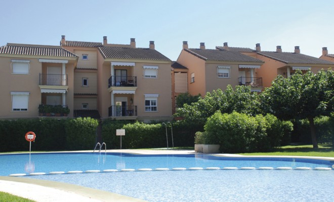 CAMPO OLIVAR CENTRE RESIDENTIAL ESTATE Construction project Promotion of 600 detached homes and apartments Location: Godella – Valencia