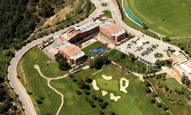 Hotel Barcelona Golf & Spa 4* Premium