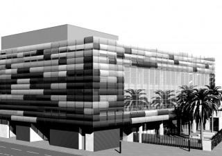 Nàquera Auditorium + Medical Centre