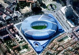 Valencia Football Club Stadium Project