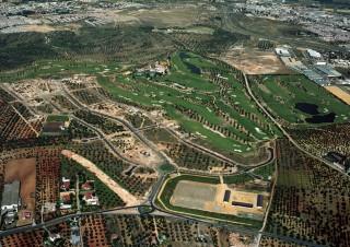 El Zaudín Estate Partial Plan